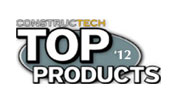 2012 Constructech Top Products