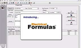 Electrical Formulas