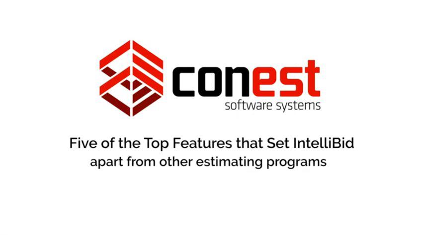 Five of the Top IntelliBid Features