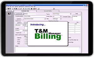 T&M Billing Overview